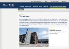 uv.rub.de