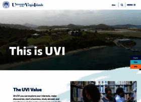 uvi.edu