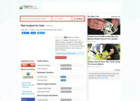 uwat.ca.cutestat.com