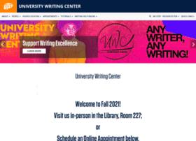 uwc.utep.edu
