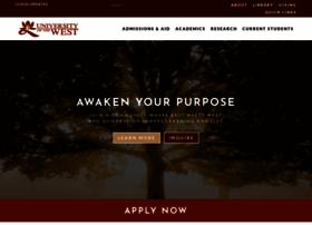 uwest.edu