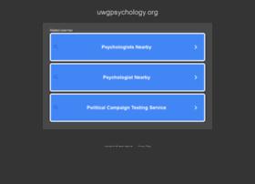 uwgpsychology.org