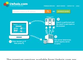 Uwhois.com