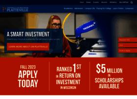 uwplatt.edu