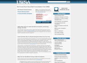 uwsa.com