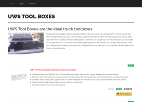 uwstoolbox.net