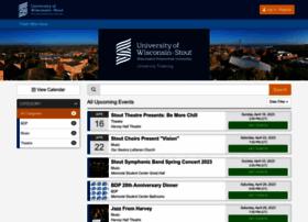 uwstout.universitytickets.com