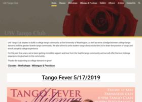 uwtangoclub.com