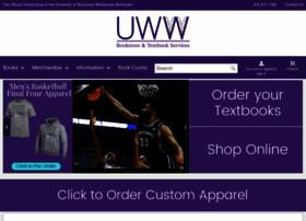 uwwhitewaterbookstore.com