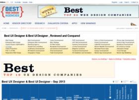 ux-designer.bwdarankings.com