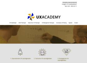 uxacademy.nl