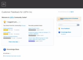 uxpin.uservoice.com