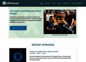 uxpodcast.com