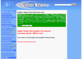 uyghurnews.com