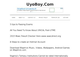 uyoboy.com