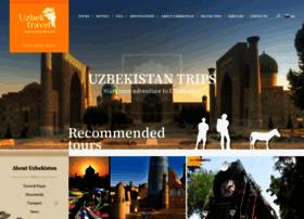 uzbek-travel.com