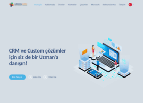 uzmancrm.com