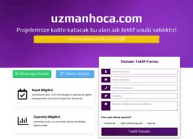 uzmanhoca.com