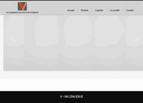 v-ingenierie.com
