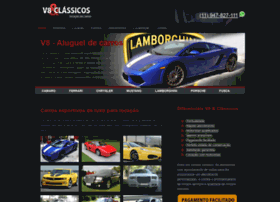 v8eclassicos.com.br