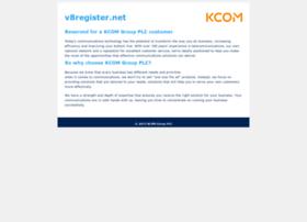 v8register.net