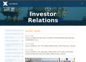 vaalco.investorroom.com