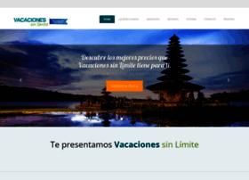 vacacionessinlimite.com
