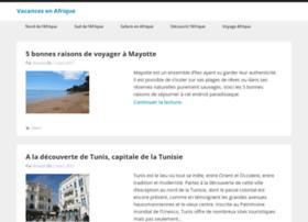 vacances-afrique.com