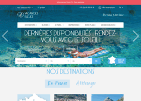vacances-bleues.fr