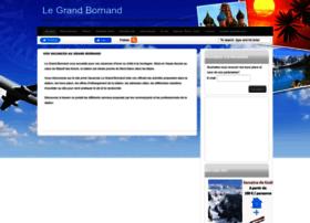 vacances-legrandbornand.fr