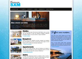 vacances-sxm.com