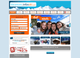 vacances.infosski.com