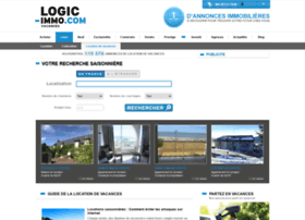 vacances.logic-immo.com