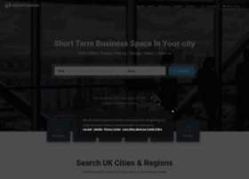 vacantspaces.co.uk