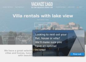vacanzelago.com