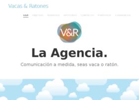 vacasyratonescomunicacion.com