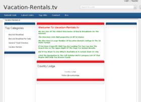 vacation-rentals.tv