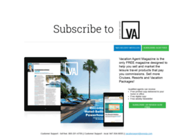 vacationagentmagazine.com