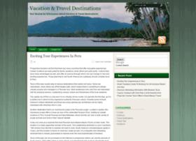vacationandtraveldestinations.com