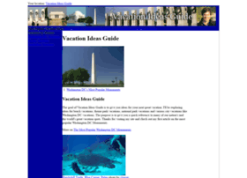 vacationideasguide.com