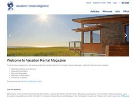 vacationrentalmagazine.com