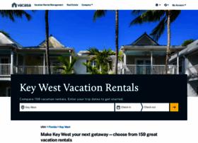 vacationrentalskeywest.com