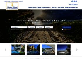vacationrentalsofthefloridakeys.com