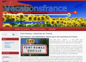 vacations-france.com