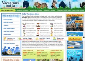 vacationsindia.com