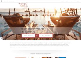 vacationsinparadise.honeymoonwishes.com