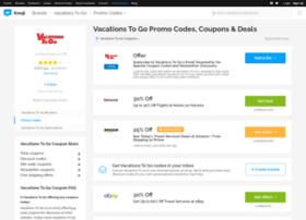 vacationstogo.bluepromocode.com