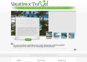 vacationxtravel.com