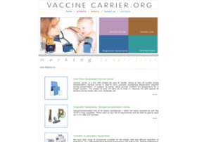 vaccinecarrier.org