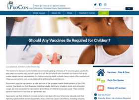 vaccines.procon.org